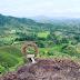 Dolok Siboji-Boji Sipahutar, Pemandangan Hamparan Perbukitan Hijau | Panorama alam, Sunset, Hunting.