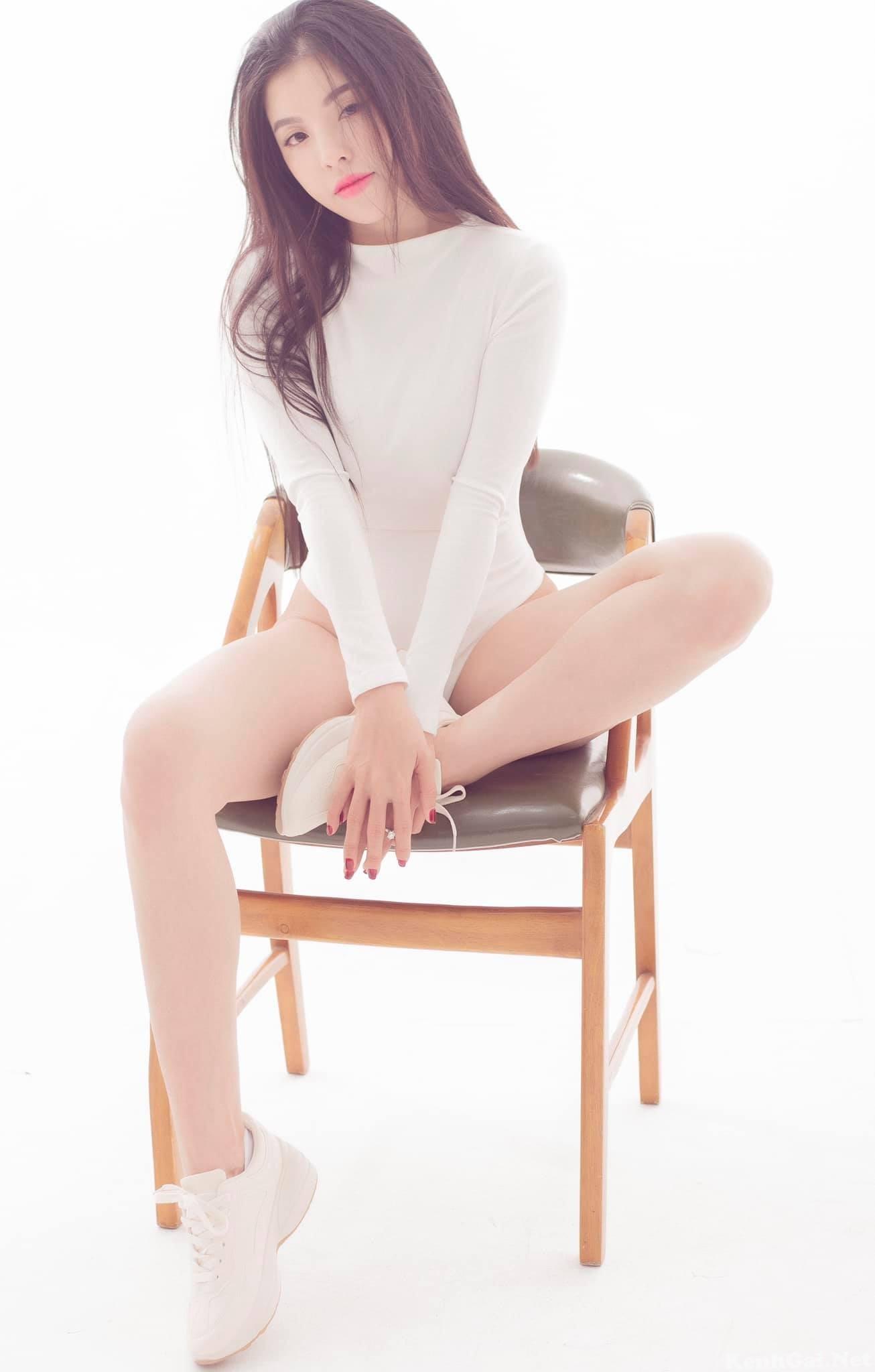 Model Hotgirl Lê Mai   E-CUP
