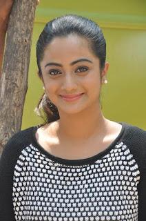 Actress Namitha Pramod Stills on talabbayi sets  0001.jpg