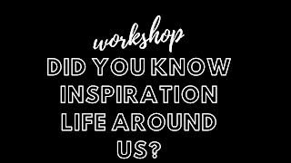Powerfull Ways to Find Inspiration