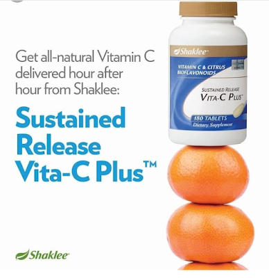 Sustained Release Vita C Shaklee