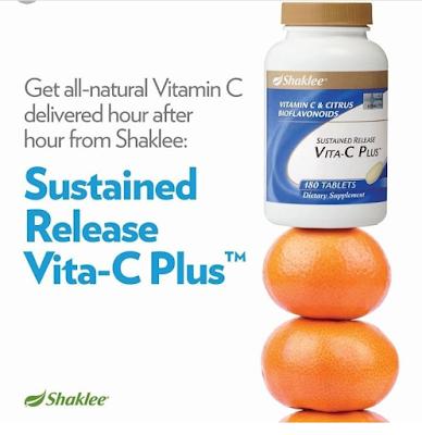 Sustained Release Vita C Shaklee