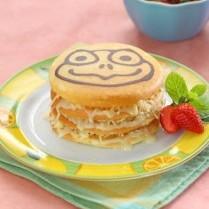 Cara Buat Pancake Keju Susu Menu Lebaran