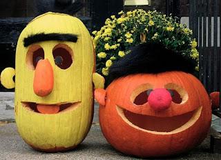 Calabazas de Halloween Humor