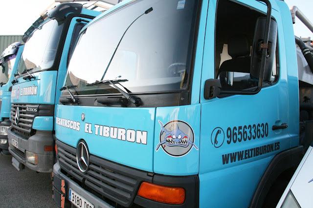 Camiones cuba Alicante