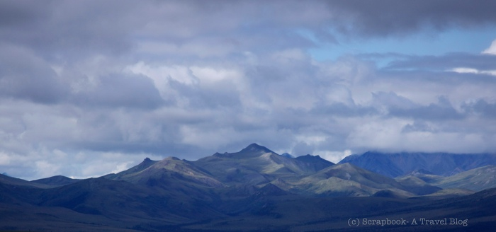 Denali National Park, Alaska clouds