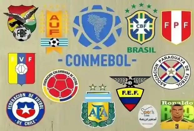 مواعيد تصفيات كاس العالم امريكا الجنوبية,مواعيد مباريات تصفيات كاس العالم امريكا الجنوبية,تصفيات كاس العالم امريكا الجنوبية,نتائج مبارات تصفيات كاس العالم امريكا الجنوبية,تصفيات كاس العالم,ترتيب تصفيات كاس العالم امريكا الجنوبية,ترتيب هدافي تصفيات كاس العالم امريكا الجنوبية,امريكا الجنوبية,تصفيات كاس العالم 2022,مواعيد مباريات تصفيات كأس العالم 2022 اوربا,تصفيات كأس العالم,تصفيات أمريكا الجنوبية لكأس العالم,مجموعات تصفيات كأس العالم 2022 اوربا,تصفيات اوروبا المؤهله لكاس العالم