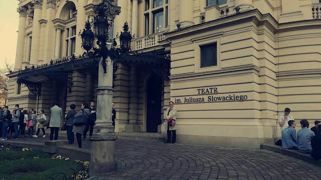 #Update - Kraków (31-03-2017) - Wycieczka do Teatru