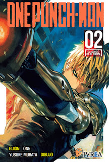 ONE PUNCH MAN 2  Manga de One y Yusuke Morata