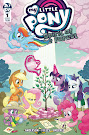 My Little Pony Spirit of the Forest #1 Comic Cover B Variant