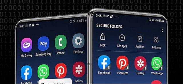 كيفية تفعيل المجلد الأمن على هواتف سامسونج