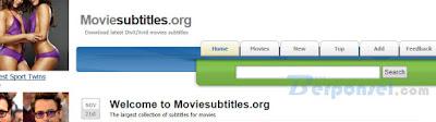 tempat download subtitle dengan terjemahan terbaik