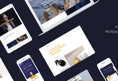 Arden V.2.5.0 - Agency Business Corporation WordPress Theme