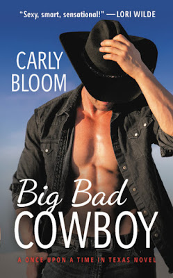 Book Review: Big Bad Cowboy (Once Upon a Time in Texas #1) by Carly Bloom | About That Story