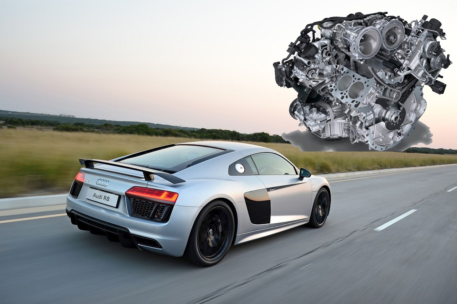 Entry-Level Audi R8 To Get 2.9-Litre Twin-Turbo V6