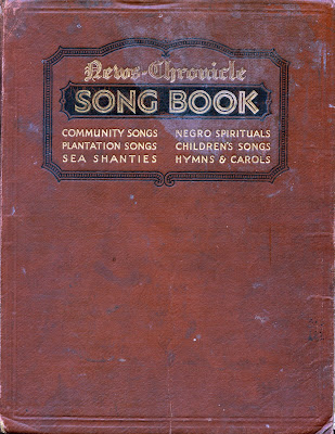 The News Chronicle Song Book 1931