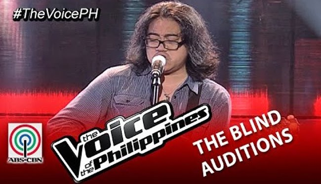 Joniver Robles Sings 'I Don't Need No Doctor' on The Voice of the Philippines Season 2 Blind Audition Video Replay