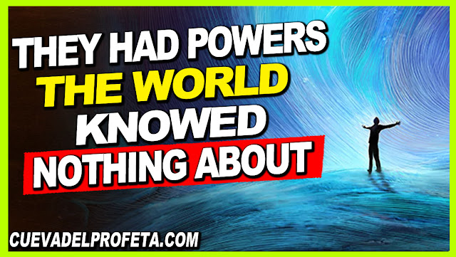 They had Powers the world knowed nothing about - William Marrion Branham