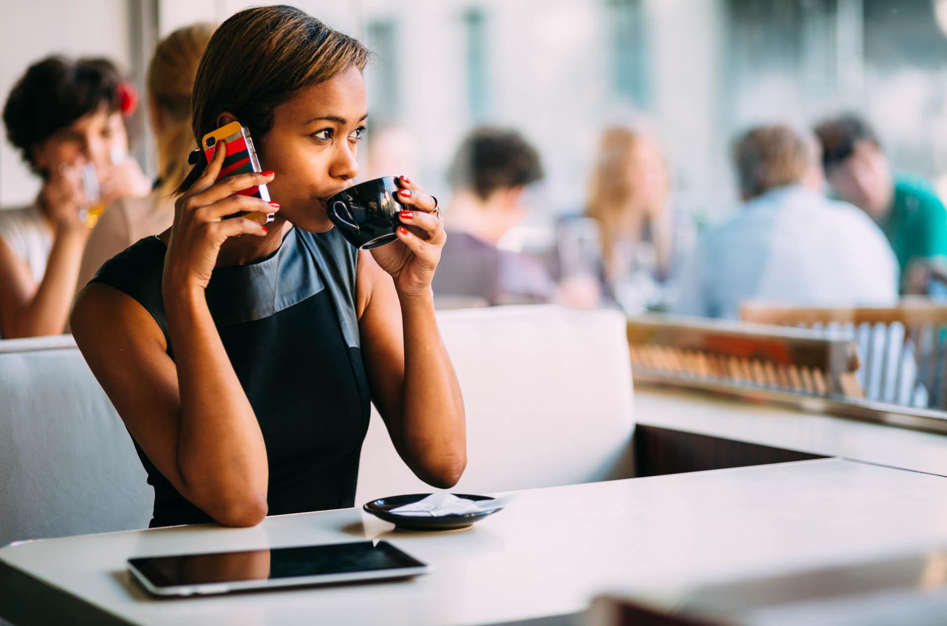"Sindiswa Thwala Coffee Time Talk - Women Empowerment In The New Generation ""Kwama2K"""