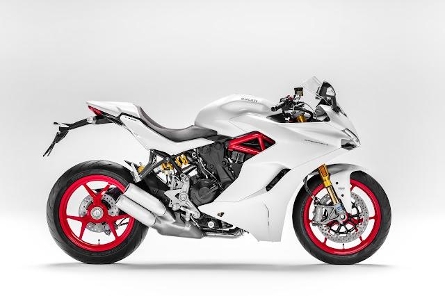Racing Caf U00e8  Ducati Supersport S  U0026 Supersport 937 2017