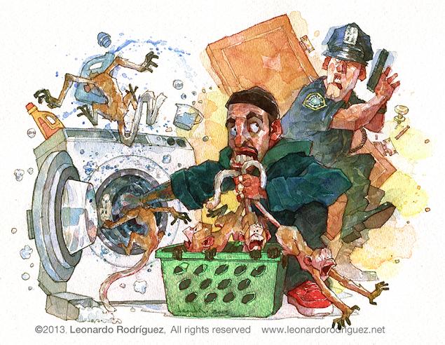 Mad-Magazine-cartoonist-leonardo-rodriguez