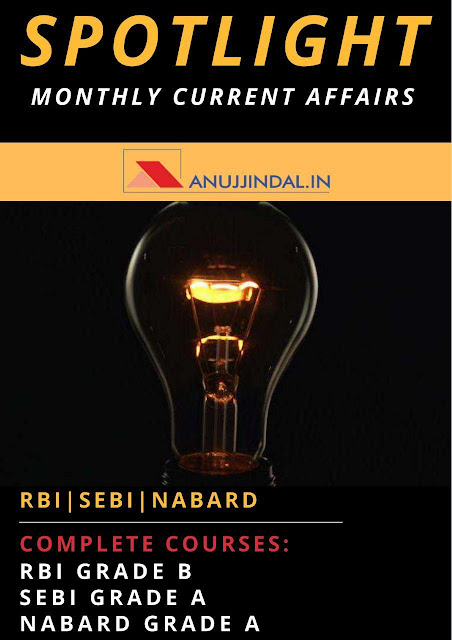Spotlight Monthly Current Affairs : for all Competitive Exams PDF