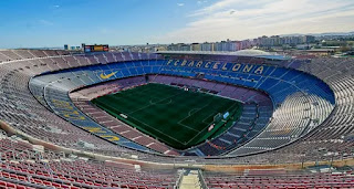 Despite Covid 19 pandemic Barcelona remain top of the list of clubs with the highest revenue
