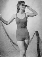 1947 Swim Suit