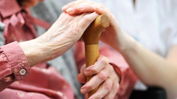 البدء بإشادة مركز ترفيهي للمسنين في مدينة شهبا بالسويداء.