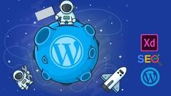 3 in 1 Course: website design With Adobe XD, WordPress & SEO