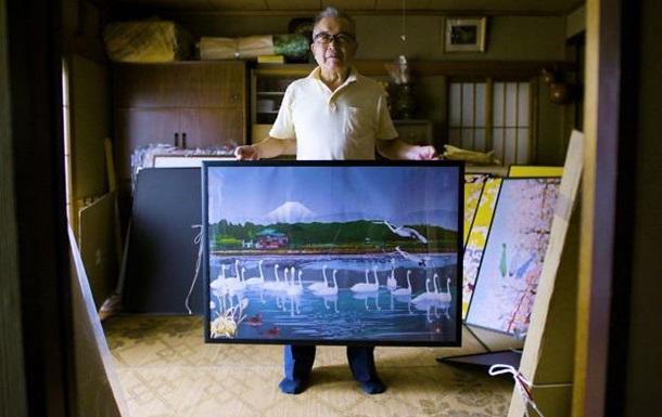 Японець у 80 років малює шедеври в Microsoft Excel