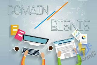 Domain//Bisnis