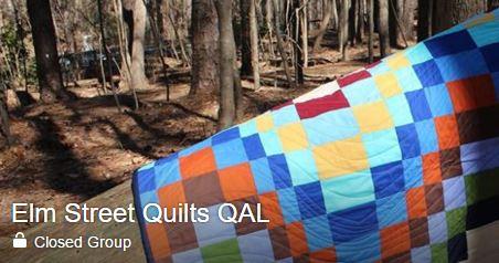Elm Street Quilts QAL Facebook Group