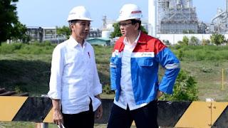 Jokowi Benarkan Ahok Calon Kepala Otorita Ibu Kota Baru