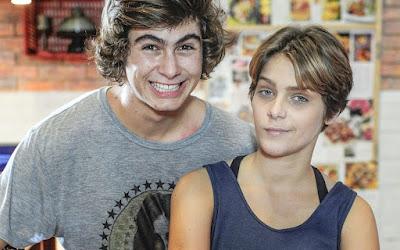 Rafael Vitti e Isabella Santoni em Malhação: Sonhos