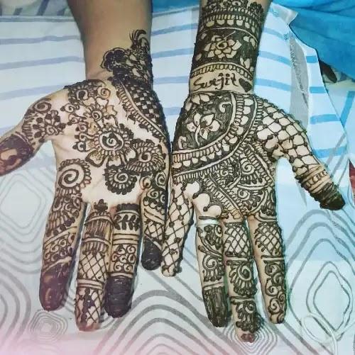 full-hands-mehndi-design-for-gujraati-girls