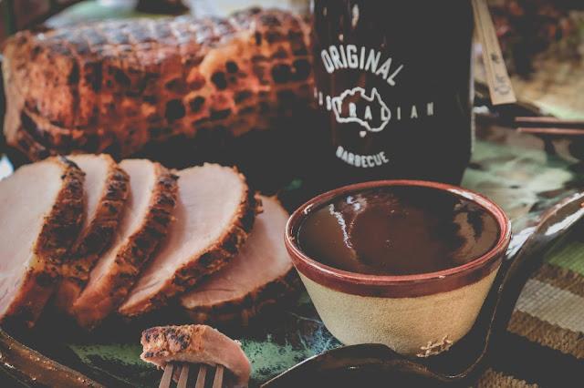 Molho original de barbecue para acompanhar carnes, legumes e queijos