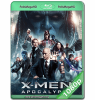 X-MEN: APOCALIPSIS (2016) HD-TC 1080P HD MKV INGLÉS SUBTITULADO