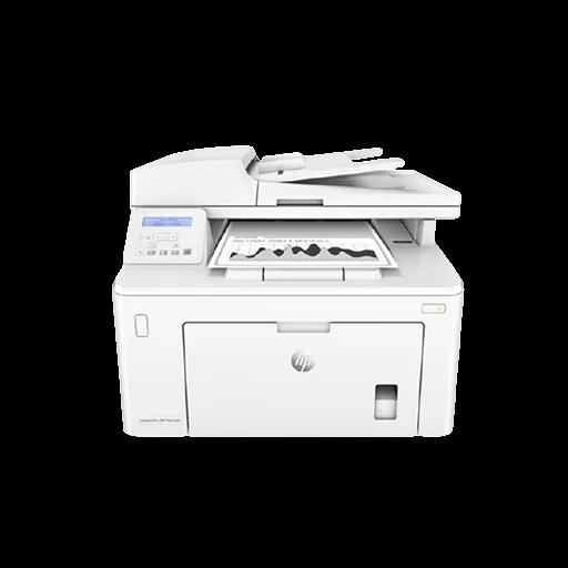 Máy in laser trắng đen HP MFP M227SDN (G3Q74A)
