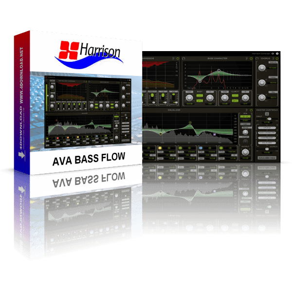 Harrison AVA Bass Flow v1.0.0 Full version