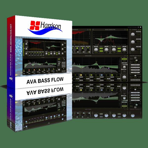 Harrison AVA Bass Flow v1.0.0 Full version