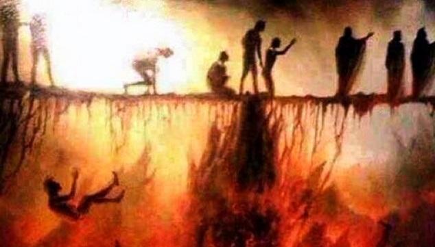 ciri-ciri ahli surga dan ciri ahli neraka