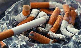 ما هو حكم التدخين ؟
