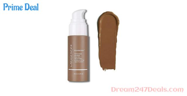 40% OFF Langmanni Makeup Foundation Liquid