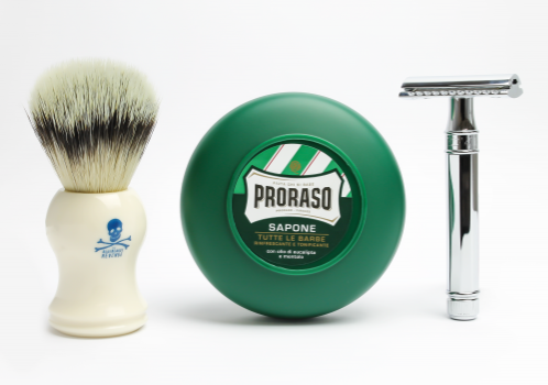 The Modern Man Traditional Shaving Starter Kit