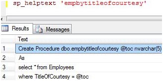 Oracle Temporary Table In Stored Procedure