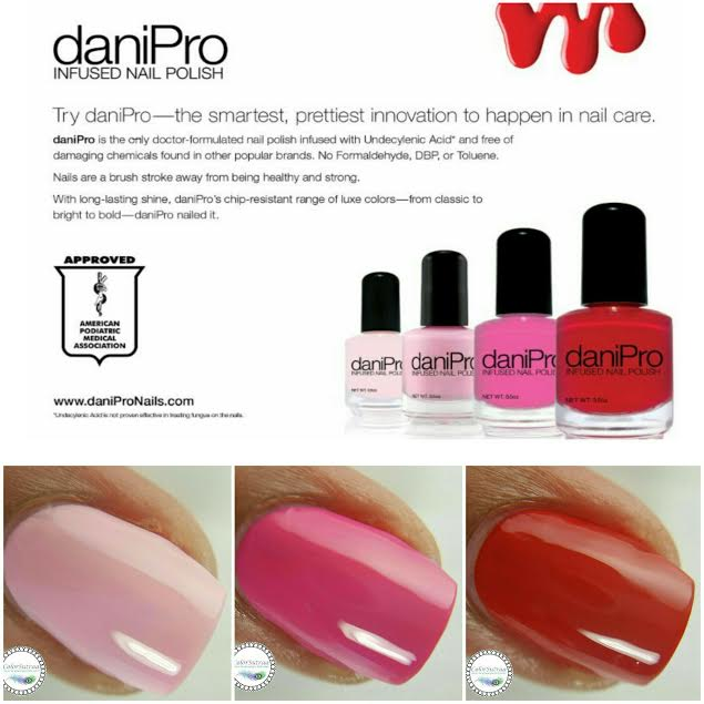 Spring Shades from daniPRO : Swatches and Review - ColorSutraa