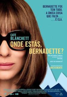 Onde Estás, Bernadette? - Poster & Trailer
