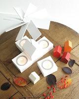 cultform design minimalistische pyramide teelichter