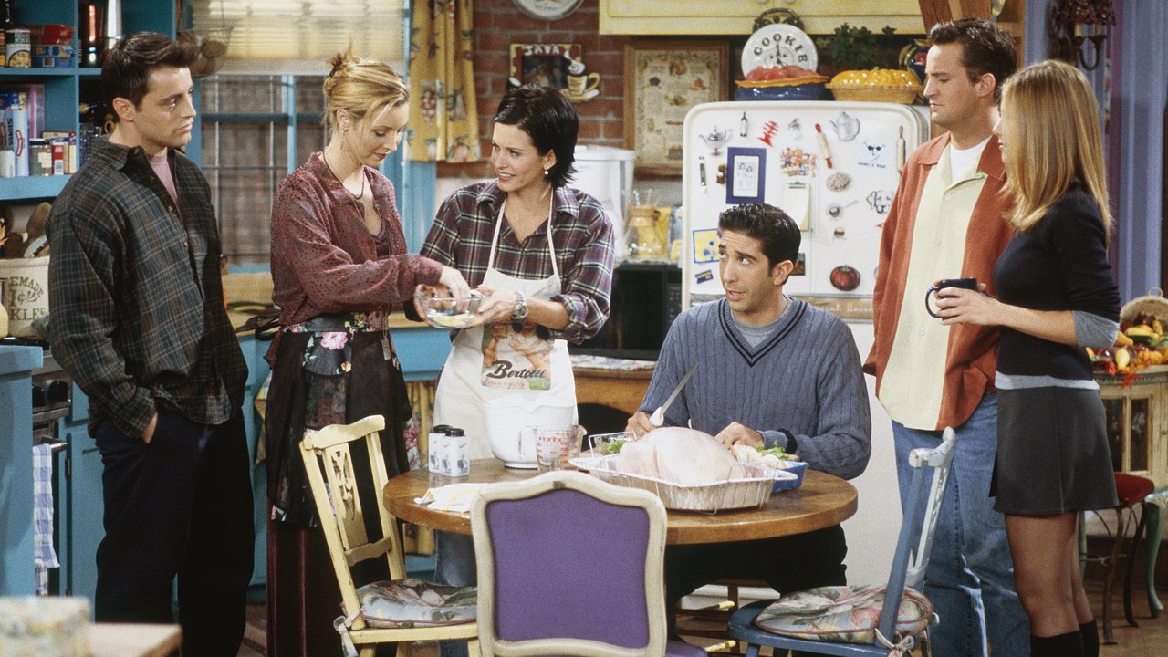 The One Where We Win    Friends Trivia is August